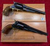 Pair of Cabelas 1858 Black Powder Revolvers