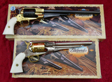 Pair of Limited Edition 1858 Style BP Revolvers
