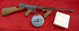 Auto Ordnance Thompson 1927 A1 Carbine
