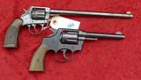Pair of Parts Revolvers
