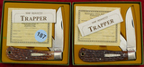 Pair of Remington Silver Bullet Collector Knives