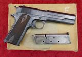 WWI Colt 1911 Army 45 Pistol