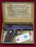 Colt 1903 Pocket Pistol w/Original Box