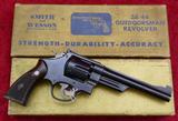 Fine Smith & Wesson 38-44 Outdoorsman Revolver