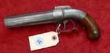 Dragoon size Allen & Thurber Pepperbox Pistol