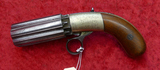 JP Coorer's 38 cal Pepperbox Pistol