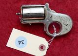 Reid My Friend 32 cal Knuckle Duster Pistol