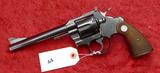 Colt 357 Magnum Revolver
