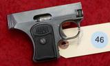 Mann 6.35 cal Pocket Pistol
