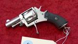 F.T. Baker London Folding Trigger Pistol