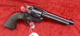 Early Ruger Flat Gate Single Six