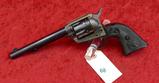 Colt 22 cal Peacemaker Revolver