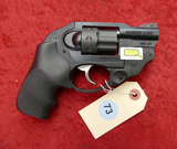 NIB Ruger 22 cal LCR w/Crimson Trace Laser Grips