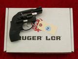 NIB Ruger LCR 38 spec w/Crimson Trace Grips