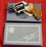 Smith & Wesson Model 36 Chiefs Spec Revolver