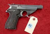 Star 22 cal. Pistol