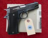 Star Model BM 9mm Pistol