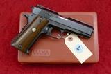 NIB Llama Model XI-B 9mm Pistol