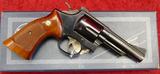 Smith & Wesson Model 19-4 357 Magnum Revolver