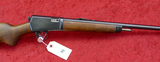Winchester Model 63 22 cal Rifle