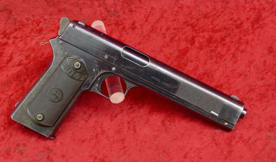 Early Production Colt 1902 Military Pistol