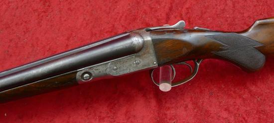 Parker GH 20 ga Dbl Bbl Shotgun