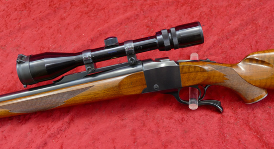Early 1969 Ruger No 1 30-06 Single Shot Rifle