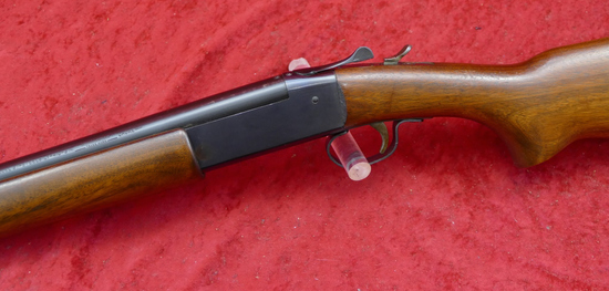 Winchester Model 37 410 Single Shot Shotgun