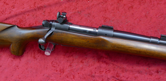 Winchester Model 70 Target Rifle