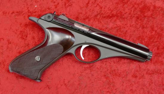 Rare Whitney Wolverine 22 cal Semi Auto Pistol