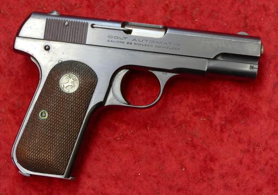 Colt 1903 32 cal Pocket Pistol