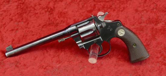 Colt Police Positive 22 cal Target Revolver