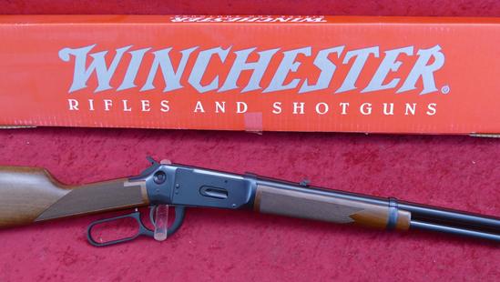 NIB Winchester Big Bore 356 cal. LA Rifle