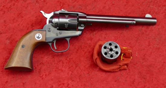 Ruger Single Six 22 Magnum w/Convertible Cylinder