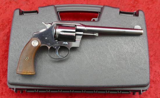 Fine Colt Police Positive 32-20 cal Revolver