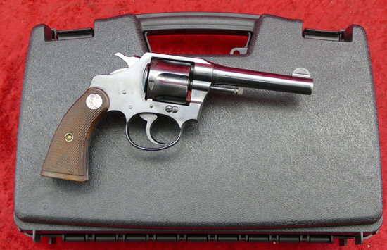 Colt Police Positive 38 cal Revolver