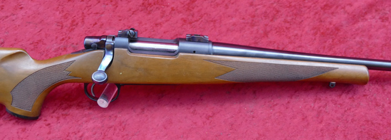 Remington Model 7 in 7mm-08 Rifle