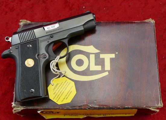 NIB Colt Govt Model Series 80 380 cal Pistol