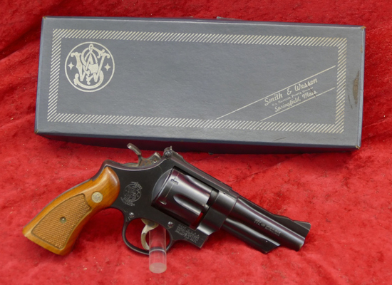 Smith & Wesson Model 28-2 Hwy Patrolman