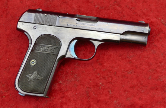 Early Colt 1903 Pocket Pistol