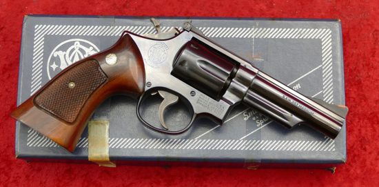Smith & Wesson Model 19-3 357 Combat Magnum