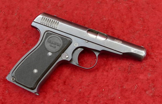Remington Model 51 380 cal. Pocket Pistol