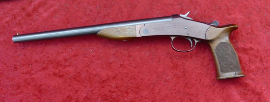 H&R 410 ga. Handy-Gun