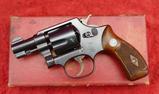 NIB Smith & Wesson 38 cal. 5 Shot Revolver