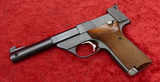 High Standard Supermatic Citation 22 cal Pistol
