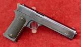 Colt Model 1902 Military Automatic