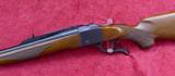 Ruger No 1 - 7x57 cal Single Shot Rifle