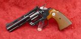 Colt Diamondback 38 Spec Revolver