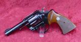 Colt Lawman MKIII 357 Revolver