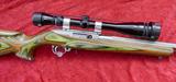 Custom Ruger 10-22 w/Laminate Stock & Clark Bbl